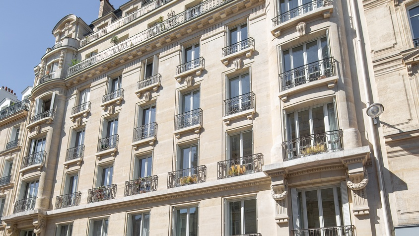 Copropriété du 21-23 rue des filles du calvaire - Paris 3