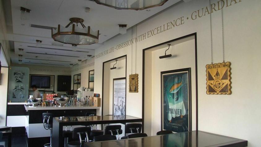 Caviar House & Prunier - Madinat Jumerah, Dubai