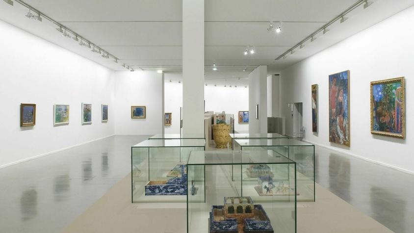 Le Plaisir - Raoul Dufy Musée d'art Moderne - Paris