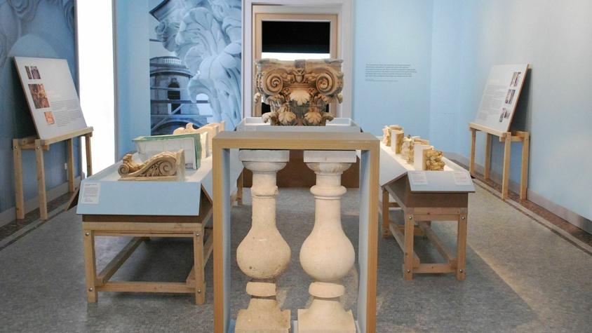 Saint Sulpice, les coulisses d'une restauration Musée Carnavalet - Paris
