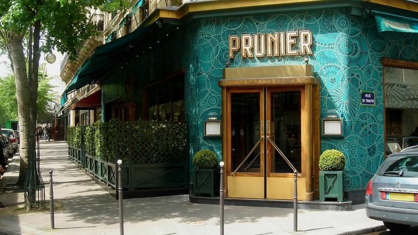 Prunier - Avenue Victor Hugo - Paris 16