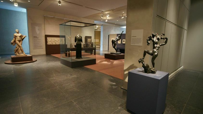 Isadora Duncan, une sculpture vivante Musée Bourdelle - Paris