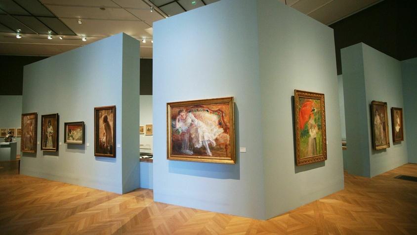 Les impressionistes slovènes et leur temps - 1820-1920 Petit Palais - Paris