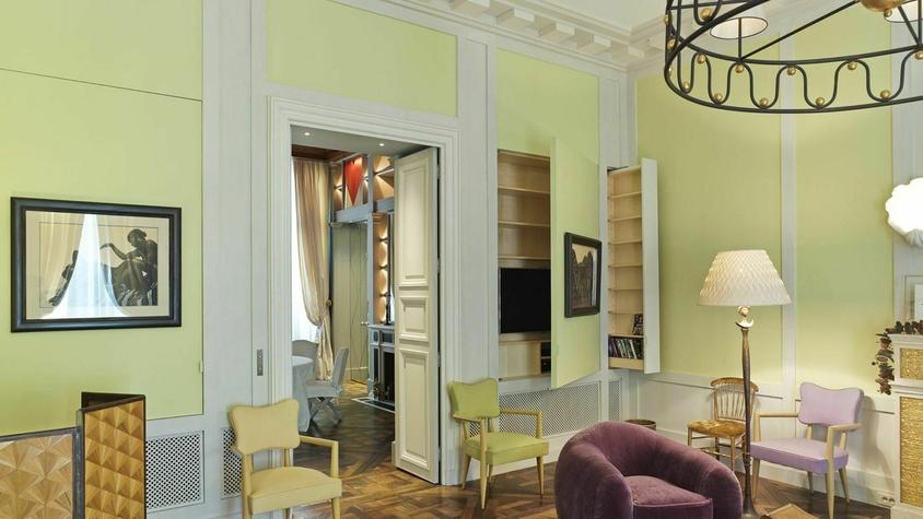 Appartement / Paris 7e