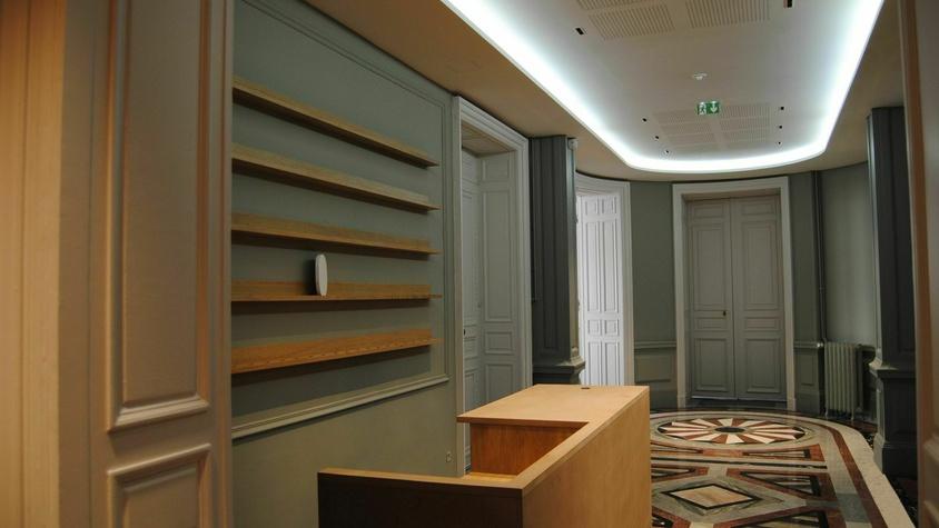 Bureaux Diptyque Opéra – Paris 9e