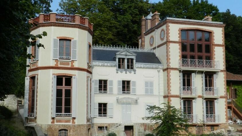 Maison Zola - Musée Dreyfus Médan 78