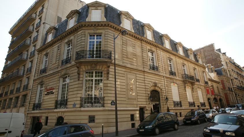Musée YSL Paris 16